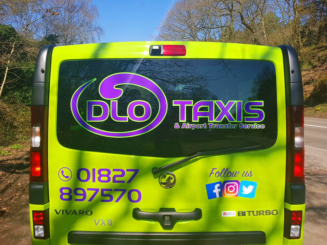 DLO Taxis Tamworth UK Image 4